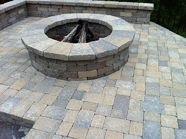 Firepit-Patio