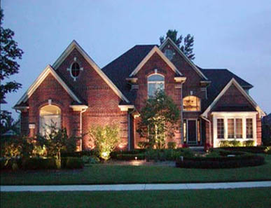 The Mastin Company - Outdoor Landscape Lighting